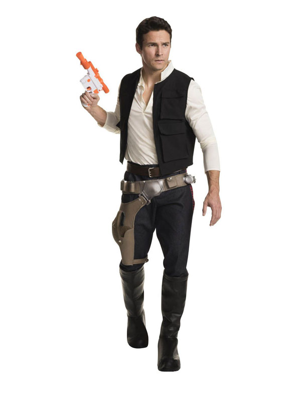 Grand Heritage Han Solo Adult Costume