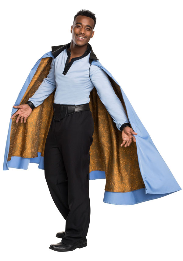 Grand Heritage Lando Calrissian Star Wars Costumes For Adults