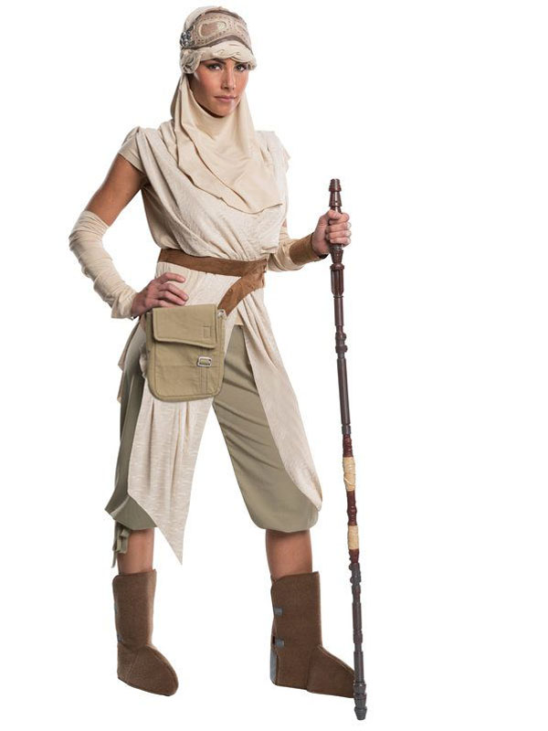 Star Wars Grand Heritage Rey Adult Costume