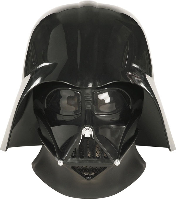 Supreme Edition Adult Darth Vader Helmet