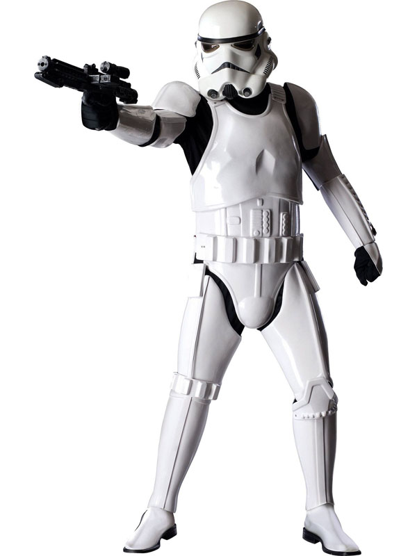 Supreme Stormtrooper Adult Costume