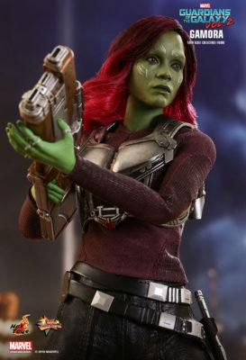 Gamora Hot Toys