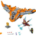 Guardians Of The Galaxy Lego Sets