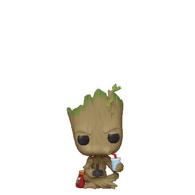 Gamer Groot Funko POP! 539