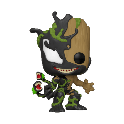 Venomized Groot Marvel Funko POP! 601