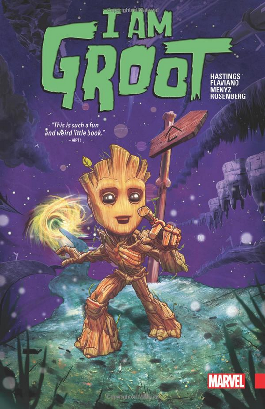 I Am Groot Comic Book issue 1