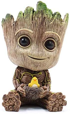Baby Groot Planter and Pen Holder