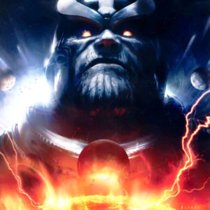 Thanos Chronological Appearances in Marvel Comics: The Thanos Imperative