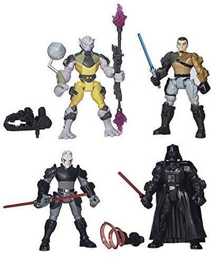 Capture the Rebels Hero Mashers Multipack