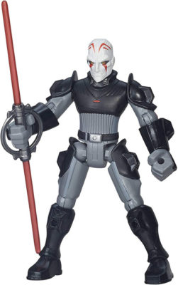 The Inquisitor Hero Mashers Action Figure by Hasbro