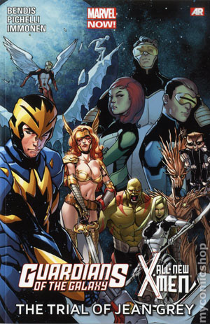 The Trial Of Jean Grey - Guardians of the Galaxy & X-Men