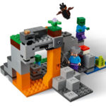 The Zombie Cave - LEGO Minecraft 21141