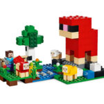 The Wool Farm - LEGO Minecraft 21153