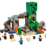 The Creeper Mine - LEGO Minecraft 21155