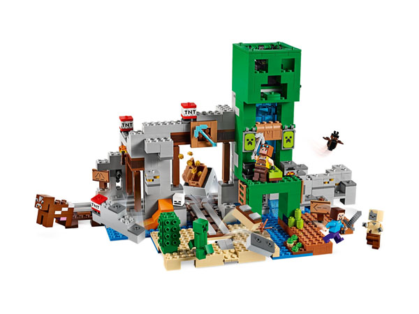 Top Lego Minecraft sets for under $100