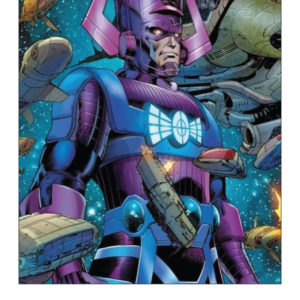 Galactus from Marvel Comics