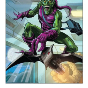 Green Goblin From Marvel Comics