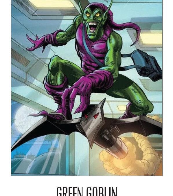 Green Goblin From Marvel Comics