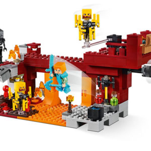 LEGO 21154 Minecraft The Blaze Bridge