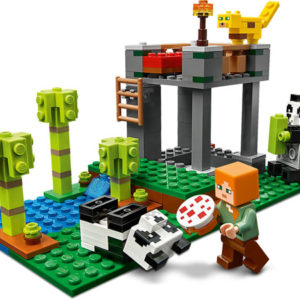 LEGO 21158 Minecraft The Panda Nursery