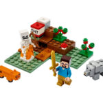 The Taiga Adventure - Minecraft LEGO 21162