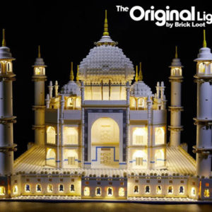 LED Lighting Kit for LEGO Taj Mahal 10256