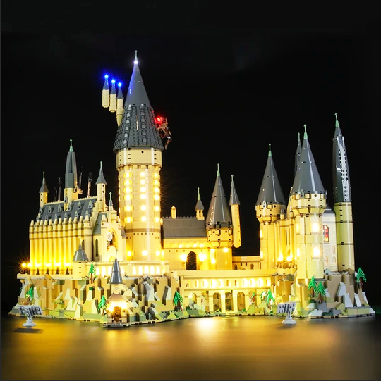 Light Kit For Hogwarts Castle 71043