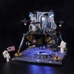 Apollo 11 LEGO LED Lights