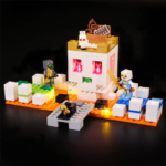Lego LED Lights For The Skull Arena 21145