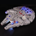 LEGO Ultimate Millennium Falcon LED Lights