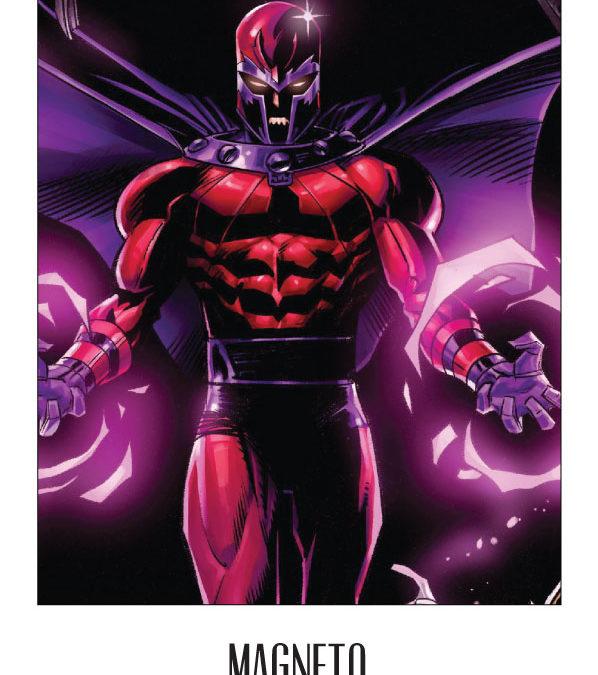 Magneto from X Men