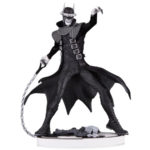 The Batman Who Laughs Black and White Statue