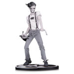White Knight Joker Statue