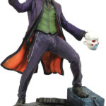The Dark Knight Joker Statue from Diamond Select