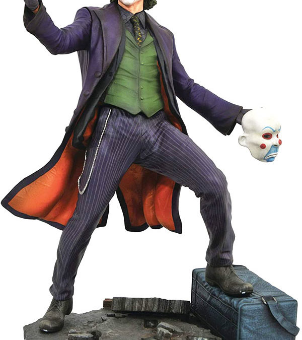 Diamond Select The Dark Knight Joker Statue
