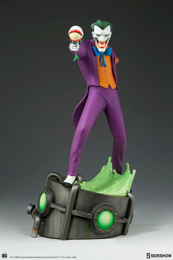 Animated Series Collection Joker Statue