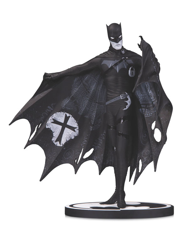 Gerard Way Batman Statue