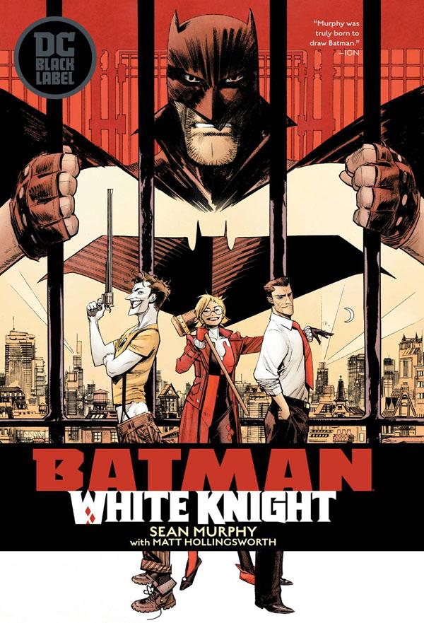 Sean Murphy's Batman: White Knight