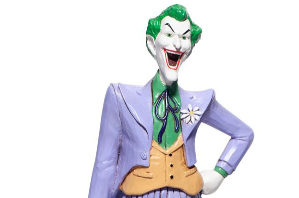 DC Comics Statues by Jim Shore