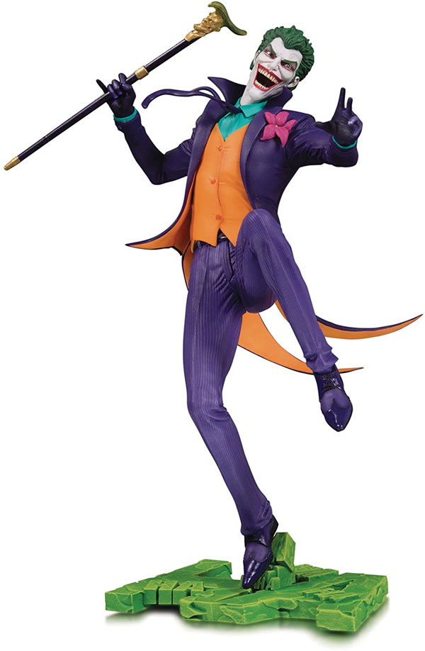 The Joker DC Core Statue by David Pereira