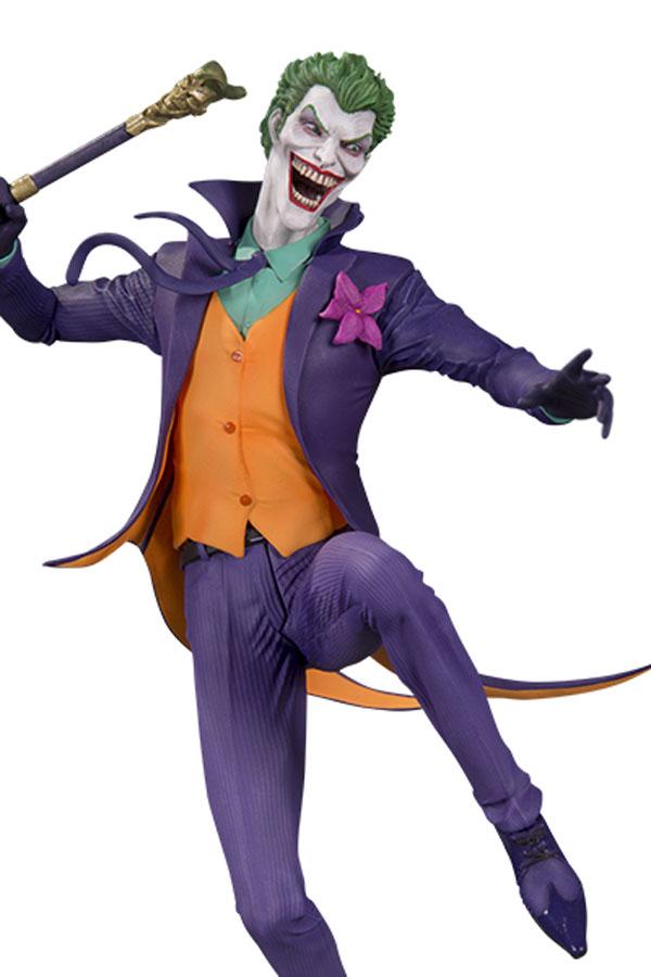 The Joker DC Core PVC Statue