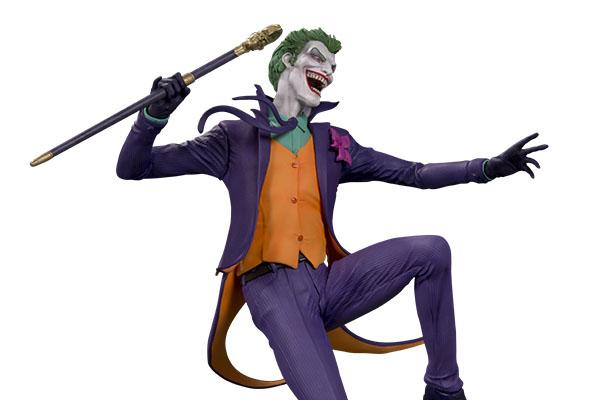 Joker PVC Statue