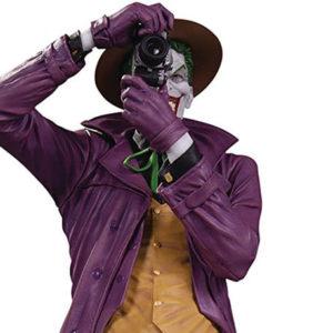 DC Designer Series joker statue