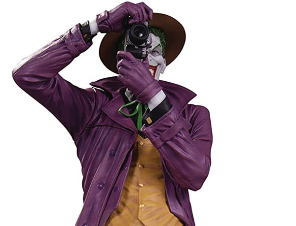 Brian Bolland Joker Mini Statue