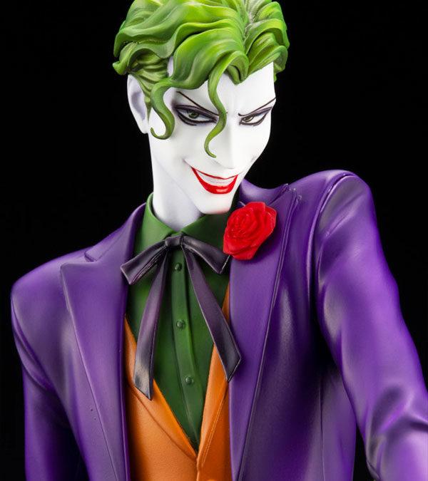 The Joker IKEMEN Series Kotobukiya Statue
