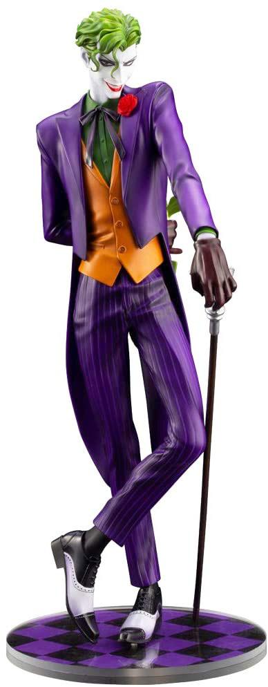 DC Comics Joker Ikemen 1:7 Scale Statue