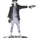 Black and White Joker Gerard Way Statue
