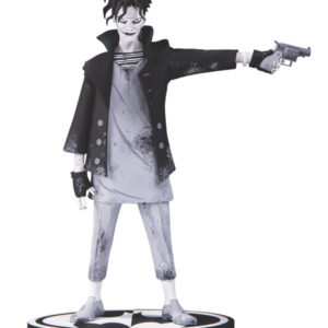 Black and White The Joker by Gerard Way Statue