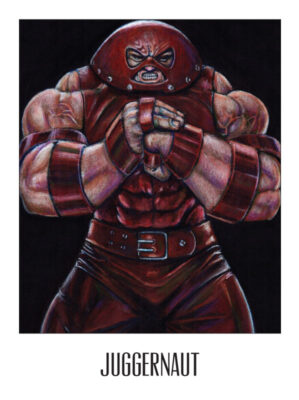 Juggernaut from X-Men