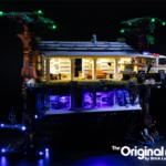 Stranger Things: The Upside Down Set Lego LED Lights